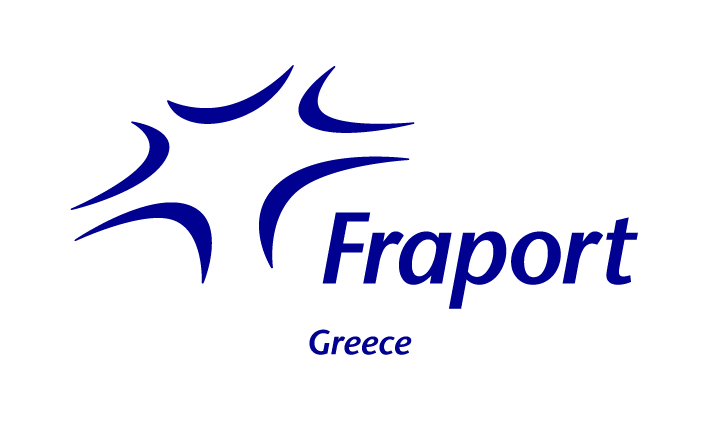 Fraport Logo Greece 60% RGB