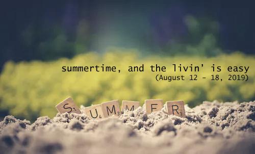 Iteam's Summer Break 2019